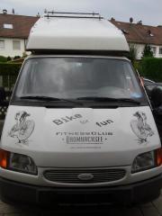 Wohnmobil Ford Transit