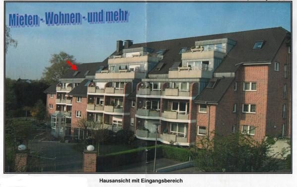 Wohnung in Seniorenresidenz » Vermietung 3-Zimmer-Wohnungen