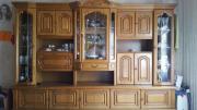 Wohnzimmer Schrank Echtholz