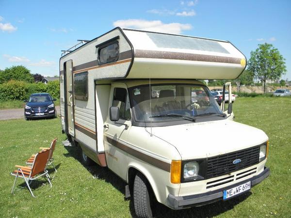 womo wohnmobil ford transit h kennzeichen t v 09 2015 sofort fahrbereit hymercamp diesel 2. Black Bedroom Furniture Sets. Home Design Ideas