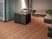 WPC Terrassen - Klick -
