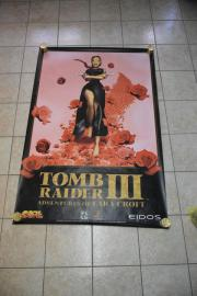 XXL-Poster Tomb Raider III Adventure