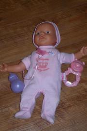 Zapf Baby born