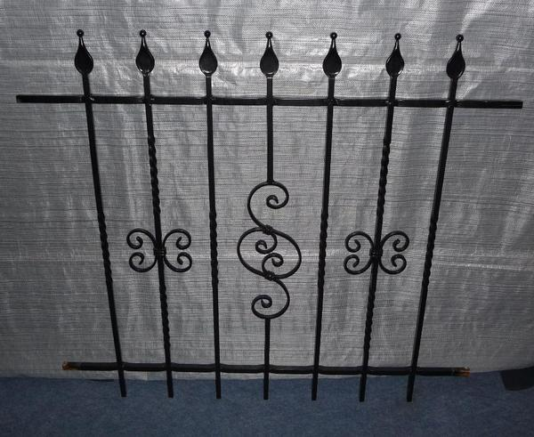 Zaun Gartenzaun Zaunfeld GAH-Alberts Bolero