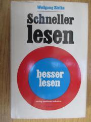 ZIELKE WOLFGANG SCHNELLER LESEN BESSER