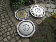 Zierblenden für Mercedes