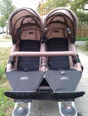 Zwillings-Kinderwagen TFK